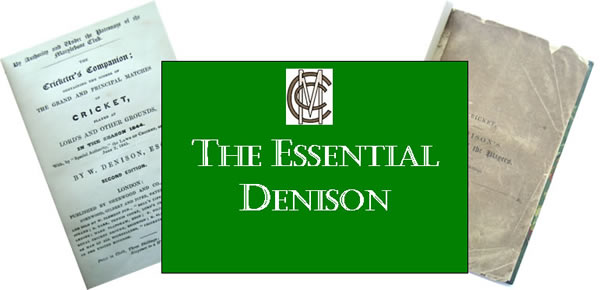the essential denison